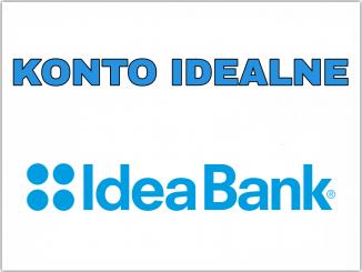 KONTO IDEALNE - IDEA BANK