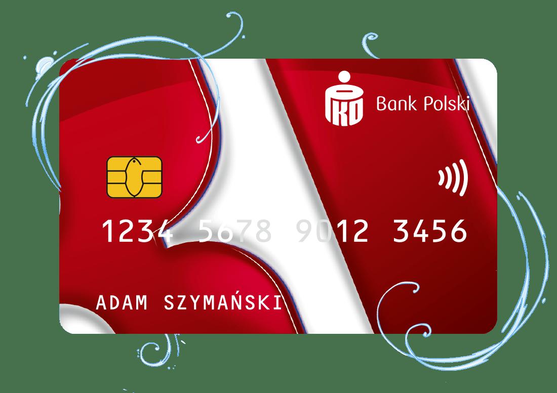 Konto dla Młodych PKO - karta wielowalutowa Visa Ekspres