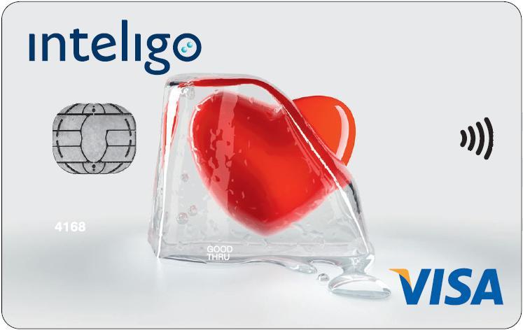 Karta płatnicza Inteligo