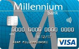 Karta płatnicza Millennium Bank