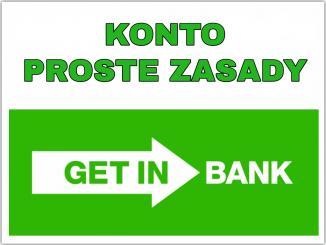 KONTO PROSTE ZASADY - GETIN BANK