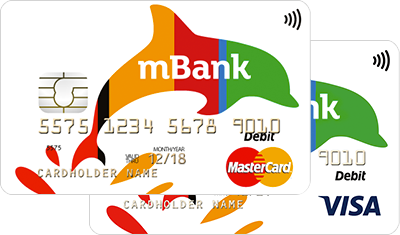 Karty płatnicze mBank