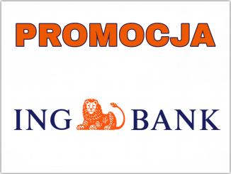 160 ZŁ NAGRODY OD ING BANK ŚLĄSKI - PROMOCJA ING BANK ŚLĄSKI