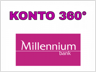 KONTO 360° - MILLENNIUM BANK